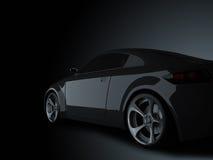 3d Render Sport Car Royalty Free Stock Photos