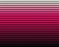 3d render of tubes in pink gradient Stock Photo