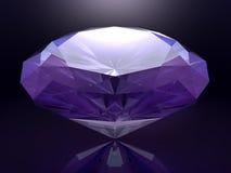 3D rendered diamond Stock Photo