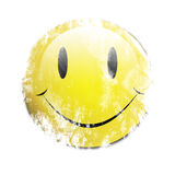 3D rendered emoticon Stock Photography