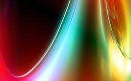 3D rendered fractal design Stock Image