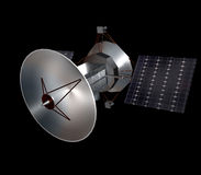 3d rendered satellite Stock Image