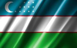 Free 3D Rendering Of The Waving Flag Uzbekistan Royalty Free Stock Photos - 186903138