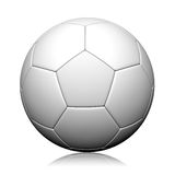 3d rendering of a soccer ball Royalty Free Stock Photography