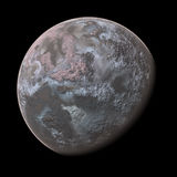 3d rendeu o planeta 2 Foto de Stock