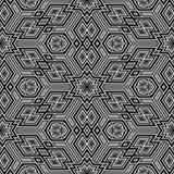3d retro patroon van SL Stock Fotografie