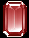 3d Ruby Stock Images