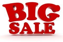 3d Sale text Stock Images