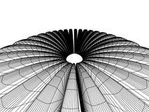 3d samenvatting Vector Illustratie