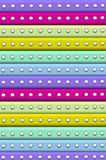 3D Scrapbooking Stripes Royalty Free Stock Photos