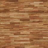 3d Seamless Wooden Floor Boards Royalty Free Stock Photography