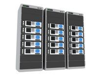 3d Servers #5 Stock Image