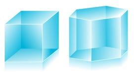 3D shape royalty free illustration