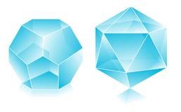 3D shape Stock Images