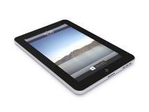 3d smartphone tuchscreen Zdjęcie Stock