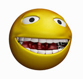 3D Smiley Stock Photos