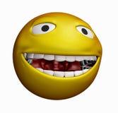 3D Smiley Stock Foto's