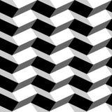 3d snijd oppervlakte naadloze patern in Vector Illustratie