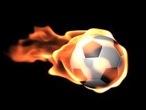 3D Soccer Ball Royalty Free Stock Photo