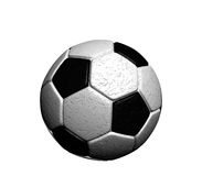 3D soccer ball Stock Photos