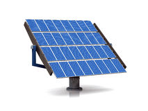 3D solar cells 03 Stock Photo