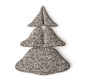 3d spa christmas tree Stock Photography