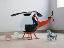 3D Speelgoed Stock Foto's