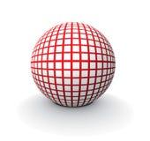3d sphere Stock Photo