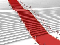 3d stair Royalty Free Stock Photography