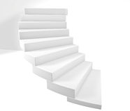 3D stairs Stock Photos