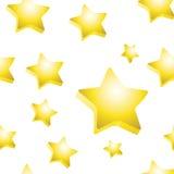 3d stars la texture Photos libres de droits