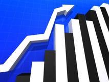 3d statistic Stock Photos