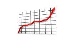 Free 3d Statistics Royalty Free Stock Photo - 4952255