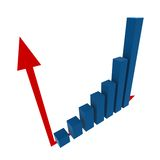 3d statistics stock photography