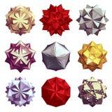 3d sterren Royalty-vrije Stock Afbeelding