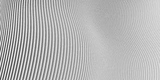 Free 3D Striped White Background Royalty Free Stock Image - 50525956