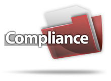 Free 3D Style Folder Icon Compliance Stock Image - 35882861