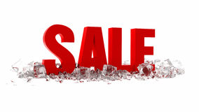 3d summer sale Stock Photos