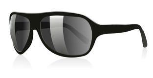 3D Sun Gläser 02 Lizenzfreies Stockfoto