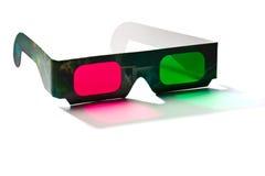 3d szkła Obrazy Stock