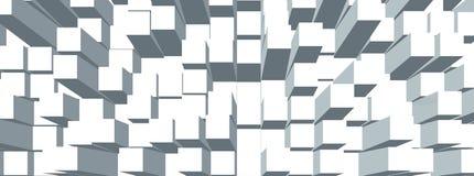 3d tło bloki Obraz Stock