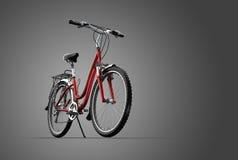 3d tła roweru grey góra Zdjęcie Royalty Free