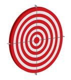 3d target Stock Photography