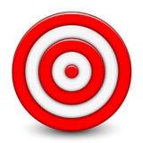 3d target Stock Photos