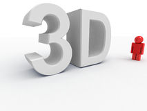 3d text Stock Images