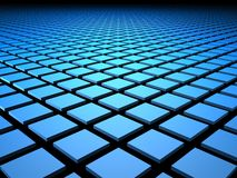 3D Tile Tiles Background. Arranged in formation Stock Photos