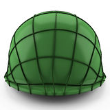 3d USA army Helmet Second World War Royalty Free Stock Photos