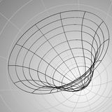 3d vector hole Stock Images