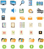 3d vector icon Royalty Free Stock Image