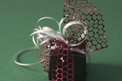 3D verpakte gift Royalty-vrije Stock Afbeelding